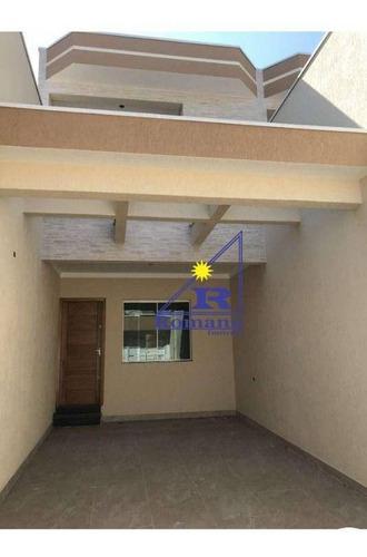 Imagem 1 de 20 de Sobrado Com 3 Dormitórios À Venda, 98 M² Por R$ 535.000,00 - Vila Ema - São Paulo/sp - So1464