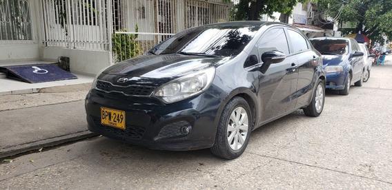 Kia Rio Hatchback -2014 Mecanico