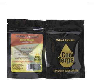 Terpeno Cool Terps Mango 1ml