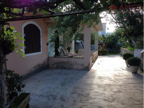 Maravilhosa Casa Térrea, Estilo Chácara, Terreno 750 M², 3 Dorm, 4 Vagas, Pomar, Aceita Permuta Por Apartamento Em Suzano - Ca0124
