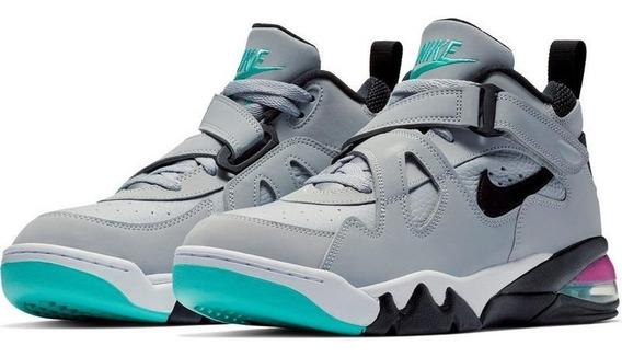 Zapatillas Nike Air Force Max Cb Wolf Grey/fuschia