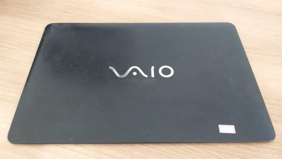Tampa De Tela Notebook Sony Vaio Svf152629x