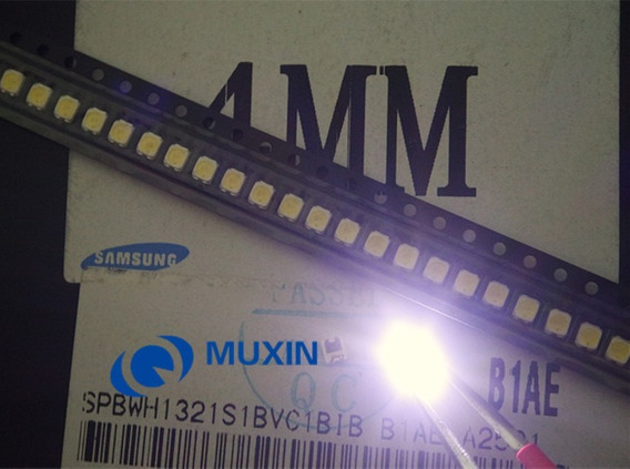 Kit-100x Led Backlight Samsung 3228 2828 3v 1.5w Original