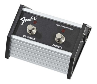 Fender Fm65dsp Footswitch Pedal Para Amplificador