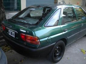 Ford Escort 1.8 Clx 4 Puertas Con Baul - Gnc