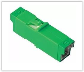 100un Adaptador/acoplador Óptico E2000 Apc E-2000 Simplex
