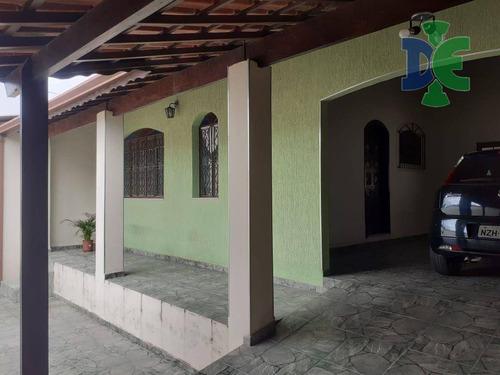Imagem 1 de 22 de Casa Com 2 Dormitórios À Venda, 197 M² Por R$ 430.000,00 - Parque Santo Antônio - Jacareí/sp - Ca0751