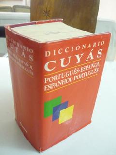 Diccionario Portugues-español Cuyas