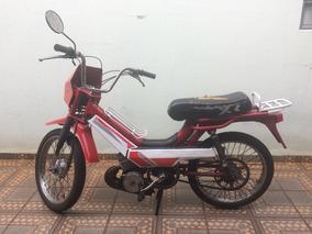 Mobilete Caloi 50cc Original Rara