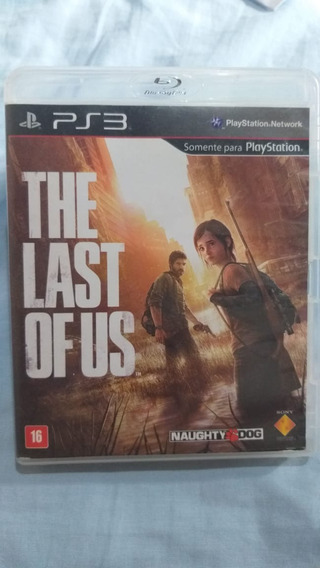 The Last Of Us (dublado) - Mídia Física - Ps3
