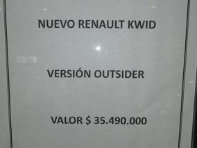 Renault 2020 2019 Life Zen Outsider
