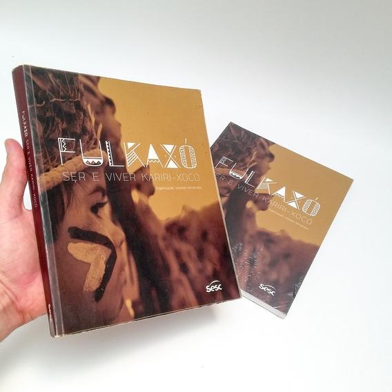 Livro Fulkaxo Indígena Kariri Xocó Xamânico Umbanda