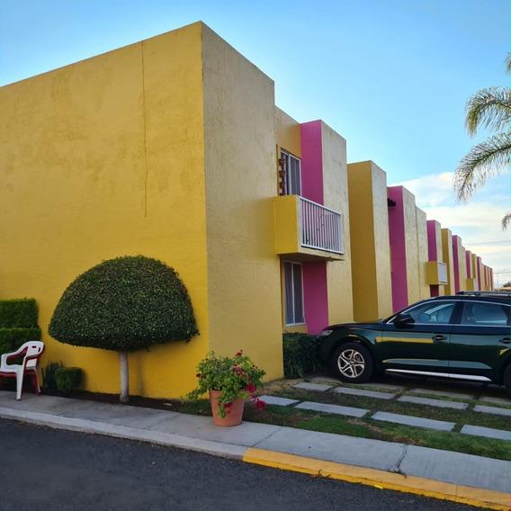 Departamento En Renta En Camino Real Corregidora, 2 Rec, Alberca