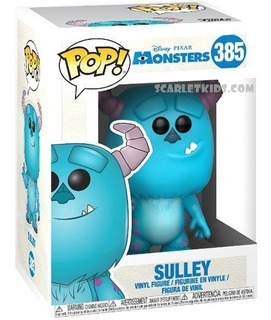 Funko Pop Monster Inc Sulley 385 Disney Scarlet Kids