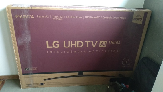 Smart Tv Led 65 Uhd 4k Lg