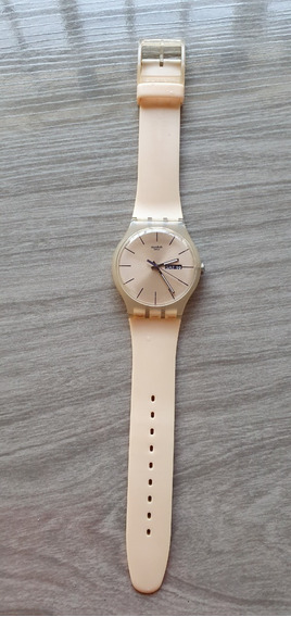 Relógio Swatch Swiss Rose Rebel Sout700