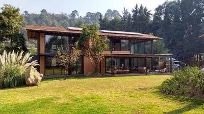 Casas Ecológicas En Valle De Bravo