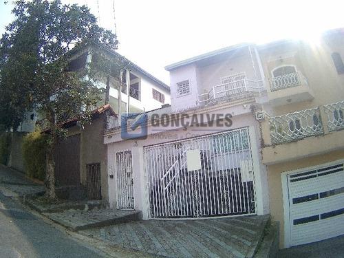 Imagem 1 de 2 de Venda Sobrado Sao Bernardo Do Campo Jardim Palermo Ref: 3993 - 1033-1-39934