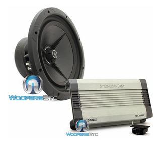 "Precision Power PH.15 Phantom Series 900 Watt 15/"" Dual 2 ohm Car Audio Subwoofer"
