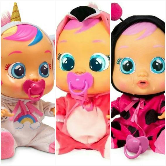 Cry Babies Serie Fantasy Fancy, Lady Y Dreamy Unicornio