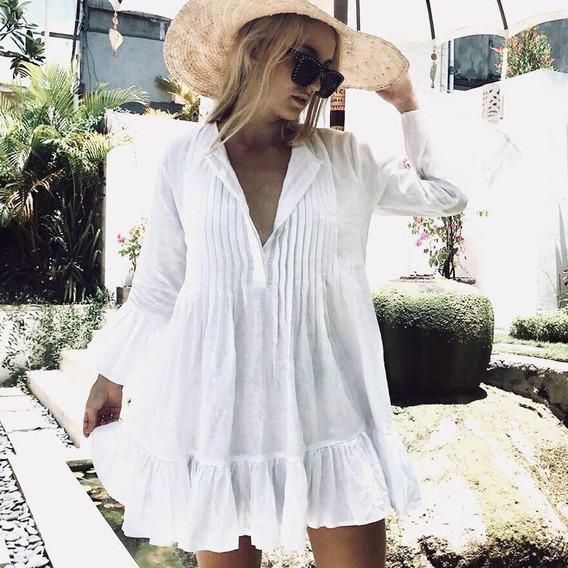 Vestido De Playa Soft
