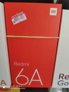 Smartphone Xiaomi Redmi 6a 32gb 2gb Ram 13mp