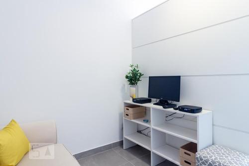 Apartamento Para Aluguel - Brooklin, 1 Quarto,  26 - 892977091