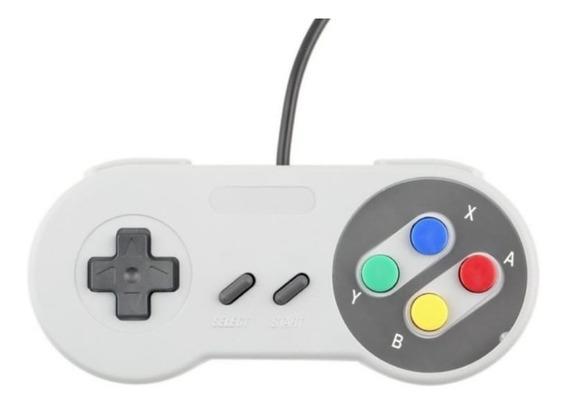Controle Usb Para Emulador De Video Game Com +7000 Jogos
