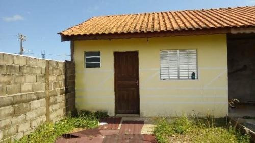 Casa Com 1 Quarto Na Praia De Itanhaém-sp - 5278/pg