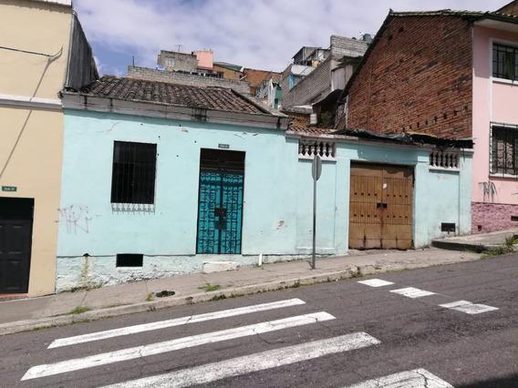 Casa Propiedad De Venta Centro Norte Quito Único Propietario