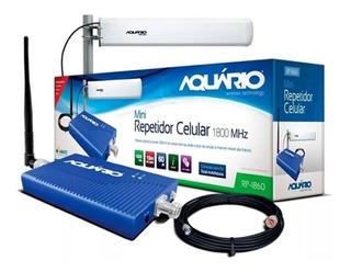 Mini Repetidor Celular 1800mhz 60db Aquário Rp-1860