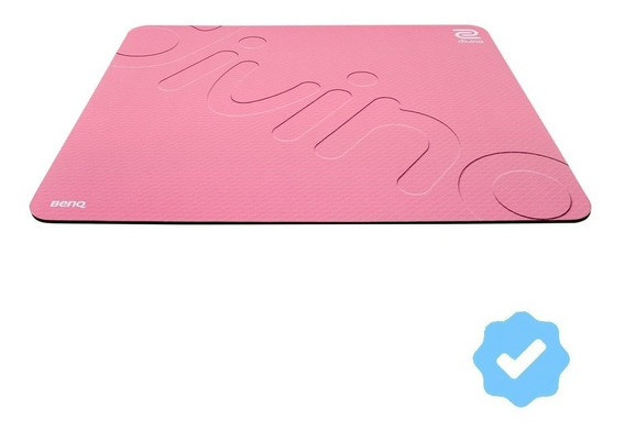 Mouse Pad Zowie Divina G-sr Pink Control 480x400mm Grande
