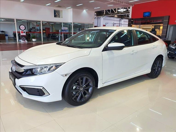 Honda Civic 2.0 16v Flexone Lx 4p Cvt
