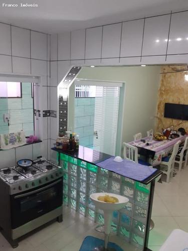 Imagem 1 de 15 de Casa Para Venda Em Santo André, Vila Suiça, 2 Dormitórios, 1 Banheiro, 2 Vagas - Francooma_2-1162720