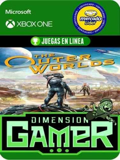 The Outer Worlds - Xbox One -modo Local