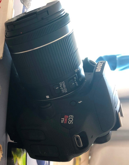Canon T5i Kit Completo - Com Nota Fiscal - Aprox 2500 Clicks