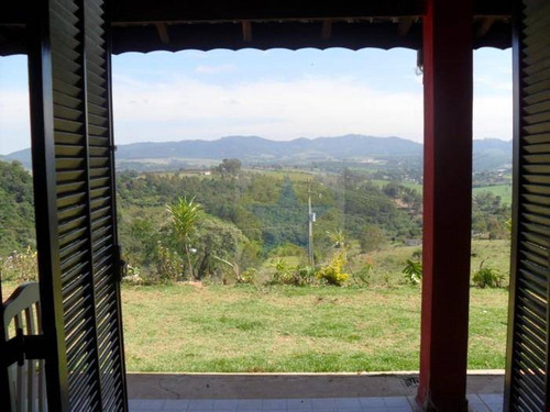 Chácara Residencial À Venda, Estância Santa Maria Do Laranjal, Atibaia - Ch0715. - Ch0715
