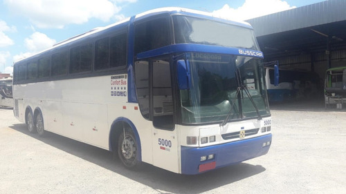 Ônibus Turismo Busscar Jumbuss 360 Fretamentos Mercedes Rsd