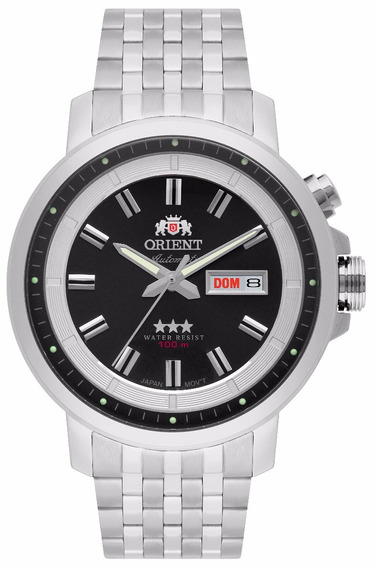 * Relógio Orient Automático Original 469ss079 Frete Grátis