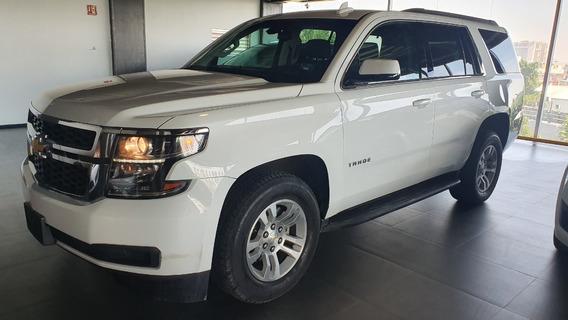 Chevrolet Tahoe 5.4 Ls Tela At 2018 Oporunidad !!!