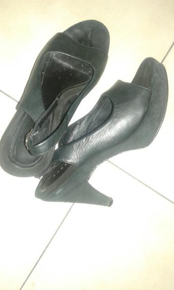 Zapatos Sarkany De Cuero De Oveja