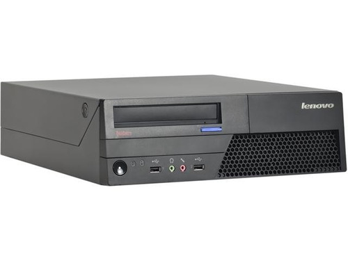 Cpu Lenovo Desktop Dual Core 4gb Hd80