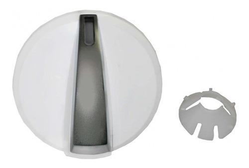 Imagen 1 de 1 de Perilla Lav. Whirlpoool Usa Blanca W10131369 Duet