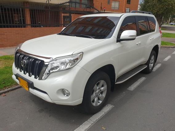 Toyota Prado Txl 3.0 Diesel 2014 Blanco Perlado