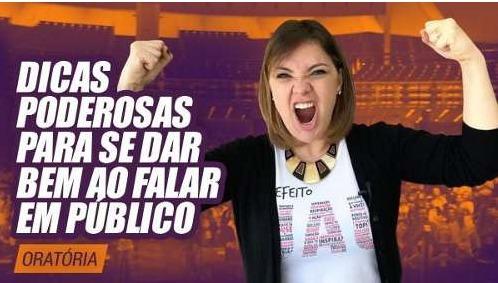 Curso Efeito Uau - Oratória De Impacto - Gislene Isquierdo