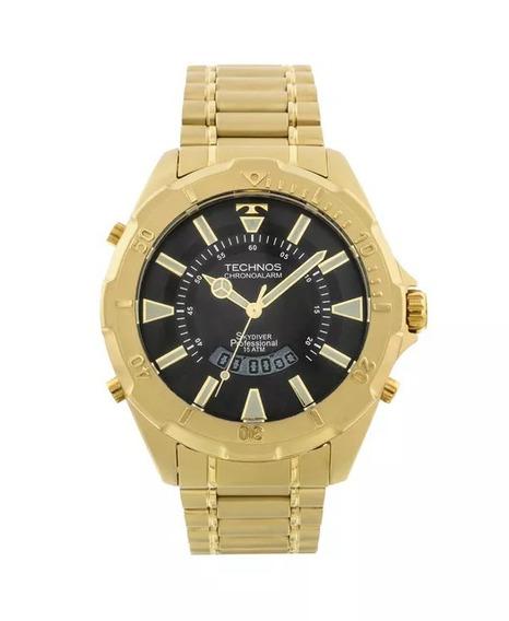 Relógio Technos Original T205fl/4p