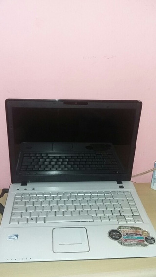 Notebook Positivot3000 +2gb Ram Hd 160 Gb Dvd-rw Webcan Cart