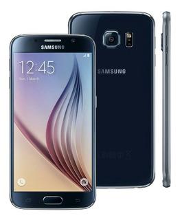 Galaxy S6 Preto 32gb 4g, Câmera 16mp Octa-core