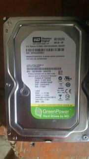 Disco Duro Western Digital, 1tb Green Power: Wd10eurx