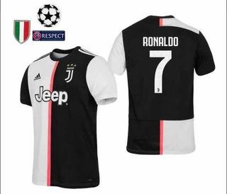 Camisa Oficial De Jogo Da Juventus Cr7